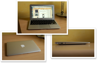 Review MacBook Air 11,6-inch