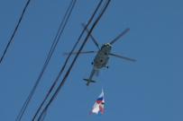 Victory Day: Helicopter