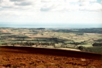 The Wicklow Way: panorama